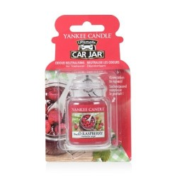 Yankee Candle Red Raspberry kvapas automobiliui