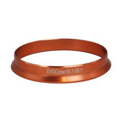 Centravimo žiedas 60.1mm - 58.1mm, aliuminis