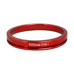 Centravimo žiedas 75mm - 65.1mm, aliuminis