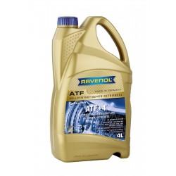 Transmisinė alyva Ravenol ATF+4 Fluid 1L