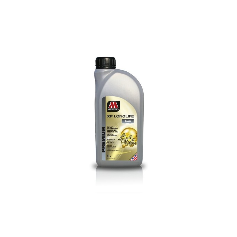 Alyva Millers Oils XF Longlife 0w40 1L