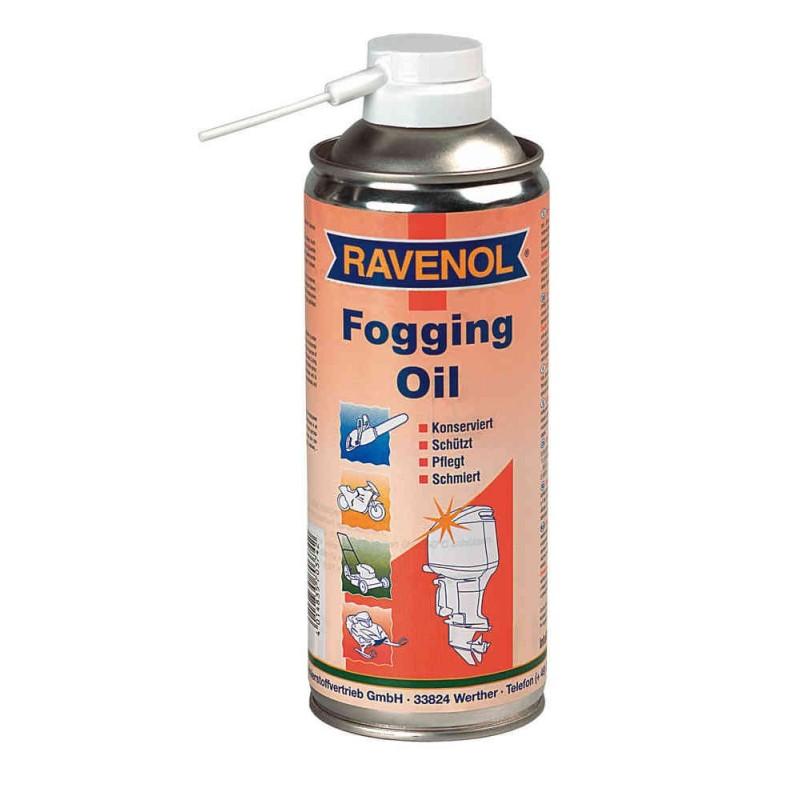 Variklių konservavimo tepalas RAVENOL Fogging Oil 400ml