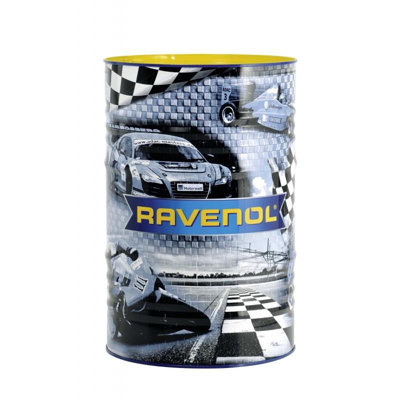 Alyva Ravenol EURO VI Truck 10W40 208L