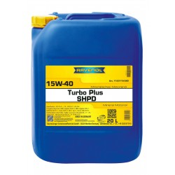 Alyva Ravenol Turbo Plus SHPD 15W40 20L