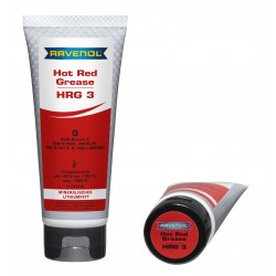 Konsistencinis tepalas RAVENOL Hot Red Grease HRG 3 200g