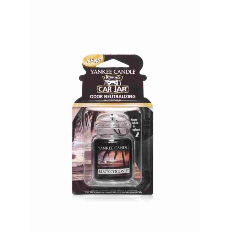 Yankee Candle Black Coconut kvapas automobiliui