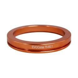 Centravimo žiedas 75mm - 60.1mm, aliuminis
