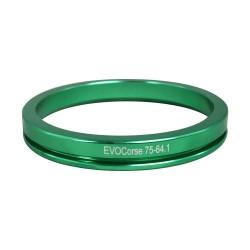 Centravimo žiedas 75mm - 64.1mm, aliuminis