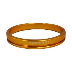 Centravimo žiedas 75mm - 67.1mm, aliuminis