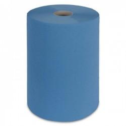Popierinės šluostės, mėlynos, 2 sluoksnių, 1000 vnt. rulone