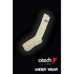 Kojinės Atech Bianco